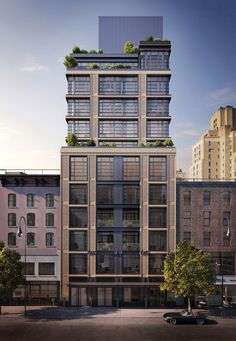 New Details Revealed For d'Orsay, West 14th Street's Luxe Condo - Curbed NY