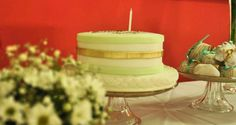 Níver. Aniversário adulto. Homem. Dourado. Verde. Branco. Delicado. Macaron. Party. 50 anos.