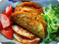 Canasta Filled with Spicy Potatoes and Cheese - Hispanic Kitchen Tacos de Canasta Filled with Spicy Potatoes and Cheese.Tacos de Canasta Filled with Spicy Potatoes and Cheese. Mexican Cooking, Mexican Food Recipes, Vegetarian Recipes, Cooking Recipes, Kitchen Recipes, Pork Recipes, Chayote Recipes, Spanish Recipes, Spanish Food