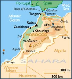 http://www.world-atlas.biz/images/morocco-map.gif