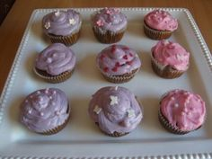 Tavaszi cupcake - Sütemény gyerekeknek Kefir, Mini Cupcakes, Muffin, Breakfast, Food, Morning Coffee, Muffins, Meals, Cupcakes