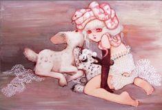 Pink Birthday Cake | Camilla d'Errico