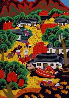 folk art china - Google Search