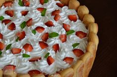 Romanian Desserts, Cake Recipes, Dessert Recipes, Coco, Chicken Recipes, Cheesecake, Deserts, Food And Drink, Strawberry