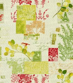 Richloom Studio Home Decor Print Fabric Brigitte Garden at Joann.com