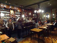 Les Brigittines restaurant
