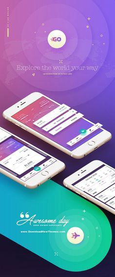 Buy GoFlight Mobile App - UI kit by Design-Oxy on ThemeForest. GOFlight is an iOS and Android made to help in your flight booking. Create effective flight booking designs faster an. Mobile Ui Design, App Design, Birthday Girl Meme, Mobile App Ui, Ui Design Inspiration, Ui Elements, Location Map, User Interface Design, Ui Kit