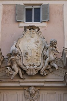 Coat of arms...