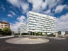 Swedbank Headquarters by 3XN Open