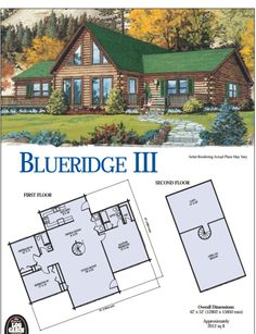 Nice Little Layout Log Cabin Homes Cabins House Floor Plans Tiny