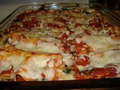 The best vegetable lasagna recipe you will ever have!