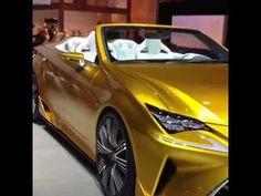 Lexus LF-C2 Concept Convertible | LA Auto Show