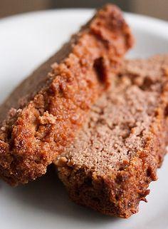 Low Carb Cinnamon Apple Loaf
