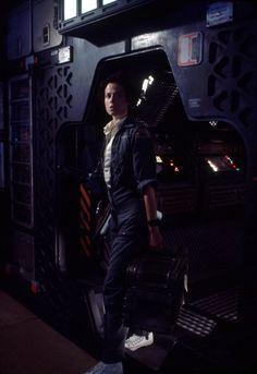 Inside The Alien Shoot Part 3 — Gavin Rothery