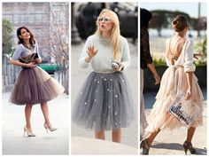 Want to know how to style a tulle skirt into a chic, sophisticated outfit? Read on for my top tips on getting it right.