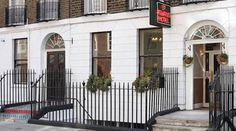 Don't blow your budget in your sleep! Save big in London by booking a friendly, central, and budget-friendly B&B like the St. Athans (reviewed below).