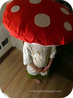 Fastelavn - mushroom