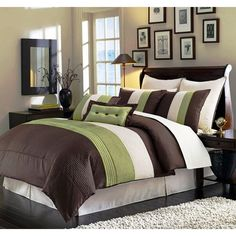 Blue,Green,Queen Comforter Sets: Free Shipping on orders over $45! Bring the comfort in with a new bedding set from Overstock.com Your Online Fashion Bedding Store! Get 5% in rewards with Club O!