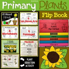 Learning about the life cycles of plants is a fun objective.  With the right resources, it can be rigorous and engaging too.  Passages about plant parts are a great way to get student engagement using comprehension while learning about science.