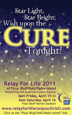 relay for life themes
