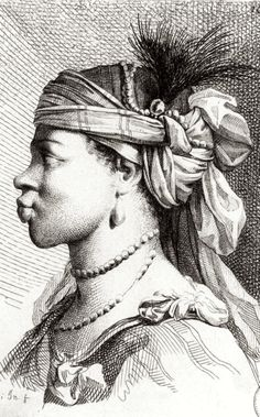 Benigno Bossi Portrait of a Woman Italy (1760) Engraving on Copper - Isolated Print, 123 x 90 mm. Parma, Biblioteca Parantina.