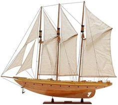 New Model Yacht Atlantic Yacht OM-264