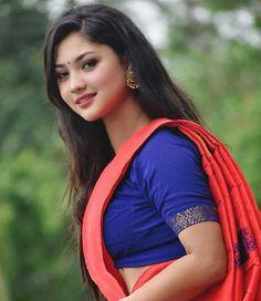 Beautiful Girl In India, Beautiful Girl Photo, Most Beautiful Indian Actress, Beautiful Actresses, Beautiful Saree, Indian Actress Images, Indian Girls Images, Beauty Full Girl, Beauty Women