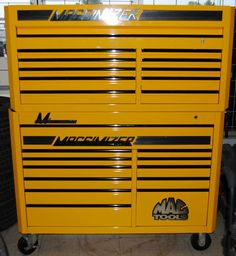 Mac Tools Select Series Mb4280c Lg 20 Drawer Lime Green