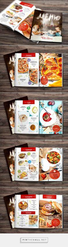 BAR MENU «Two Sticks» restaurant on Behance Меню Pinterest