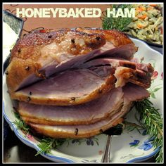 Honey baked Ham at Home