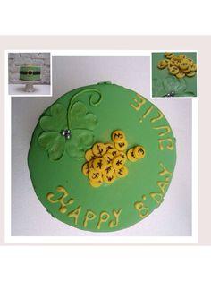 Saint patrick's cake