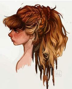 More concept art of Aloy, the lead character of Horizon: Zero Dawn! Together with the rest of the design team at Guerilla, I helped create… Loish, Character Drawing, Character Concept Art, Character Design Inspiration, Art Tutorials, Art Inspo, Art Reference, Design Reference, Amazing Art