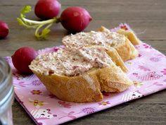Recette de rillettes de radis roses au cheese cream au Thermomix TM31 ou TM5. Faites cet apéritif en mode étape par étape comme sur votre appareil !
