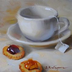 "*""Morning Tea"" © Elena Katsyura* by loretta"