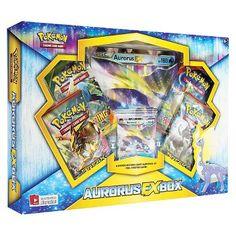 Excell Pokemon Trading Card Game Aurorus EX Box