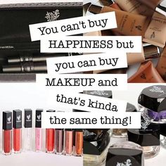 Yes it is! I love my Younique Makeup  Visit www.youniqueproducts.com/ericabrostrom to order Younique makeup today!