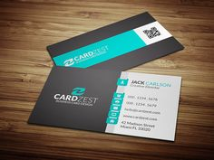 All New Free Business Card Templates by Cardzest.com   Business ...