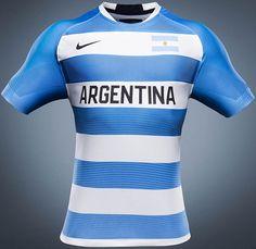 Nike lança uniformes de rugby da Argentina para Rio 2016 Times De Futebol df24f0466a922