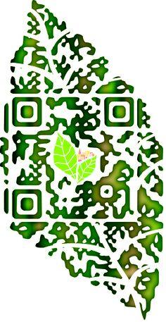 "Custom QR Code by QRlicious.com ""best #QR Code Ideas"""