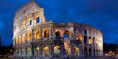 Colisée, Nuit, Rome, Merveilles