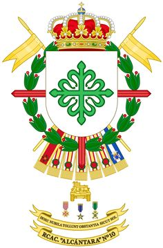 10th Armored Cavalry Regiment Alcántara