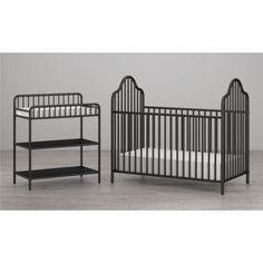 Die besten 25 black crib ideen auf pinterest babybett babybetten und baby krippen - Kinderzimmermobel baby ...