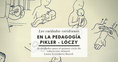 Como muchos ya sabéis este verano realicé la formación oficial de la pedagogía Pikler: cuidados respetuosos, con la fundación Lóczy por los... Birthday Ideas, Children Garden, Twins, Parents, School