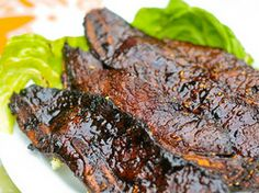 Recipe tested and highly approved - Korean Marinated Grilled Galbi : Serious Eats  4/5 stars
