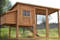 chicken coop pics | Chicken Coop Plans for 6 Chickens