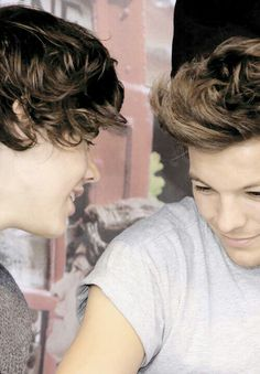 Harry and Louis ❥