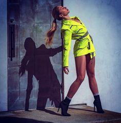 Briar Nolet, Power Dressing, The Next Step, Blazer Dress, Celebs, Celebrities, Sport Wear, Contemporary Fashion, London Fashion