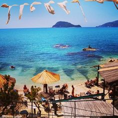 Cameo island in Zakynthos Greece