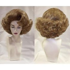 Big Hair, Your Hair, Roller Set Hairstyles, 1960s Hair, Wet Set, Halo Hair, Bouffant Hair, Medium Curly, Hair Flip
