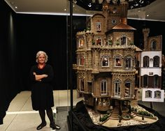 An 8.5 Million Dollar DollhouseBuilt over 13 years by Elaine Diehl in the 1980s, the Astollat Dollhouse features 29 rooms filled with 10,000 miniature pieces, including elaborate furniture, oil...